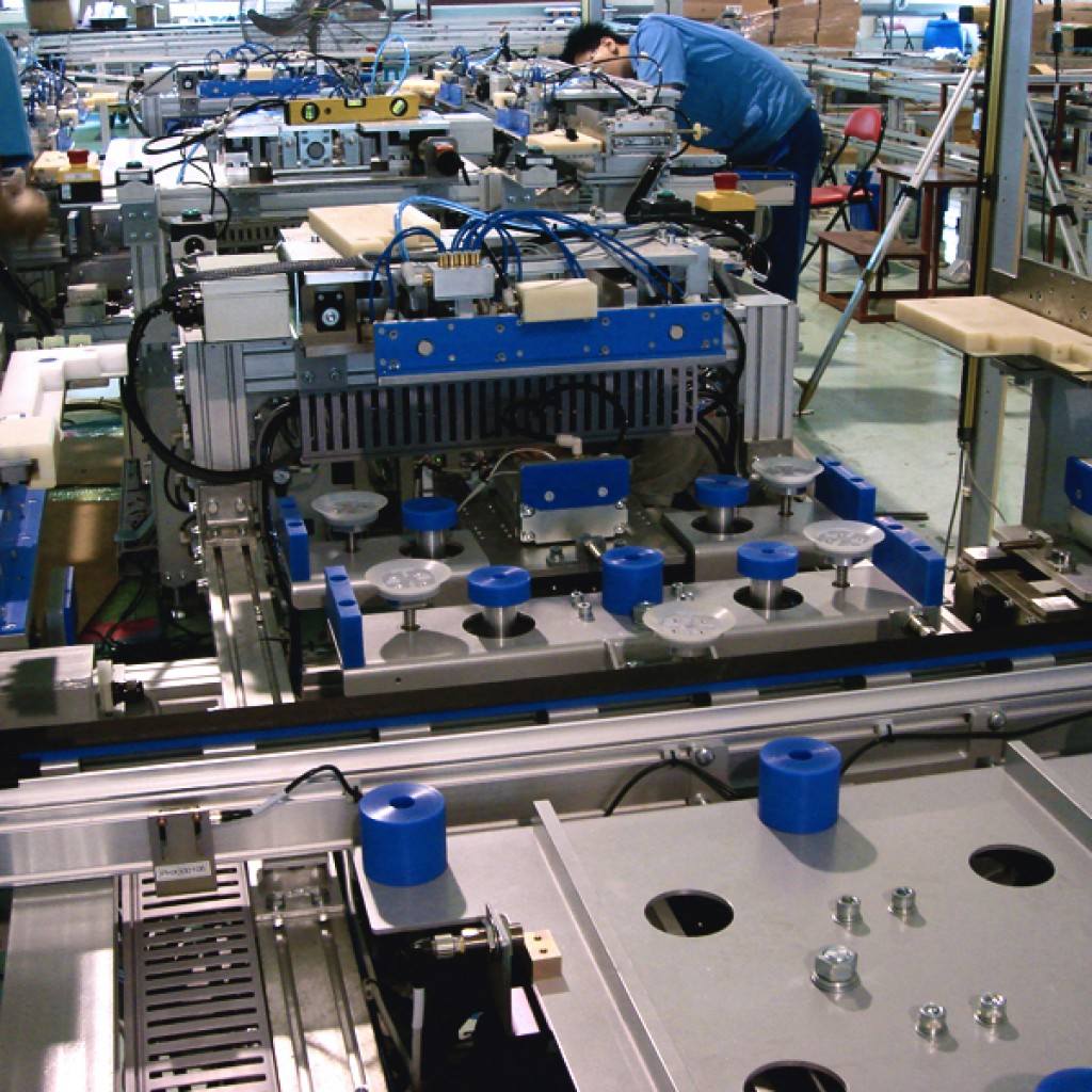 Automated Assembly System Welcome To Hirata Fa